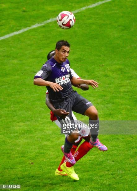 Wissam BEN YEDDER Reims / Toulouse 5eme journee de Ligue 1 Photo Dave Winter / Icon Sport