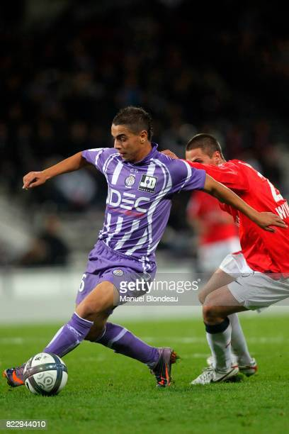 Wissam Ben Yedder Toulouse / PSG 9eme journee de Ligue 1