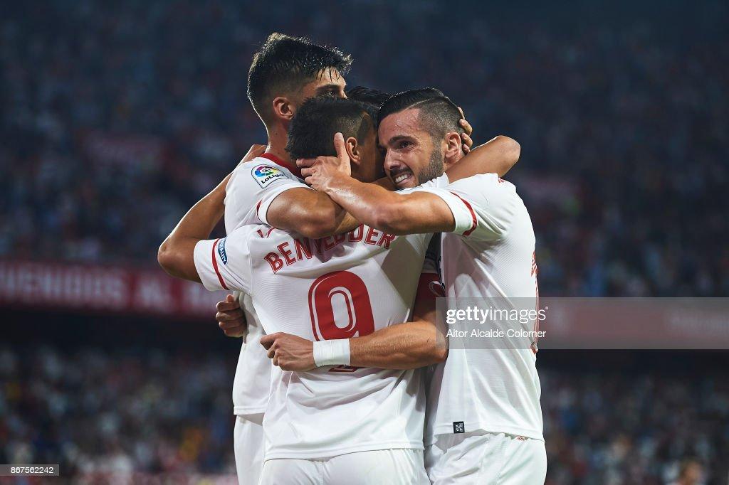Sevilla v Leganes - La Liga