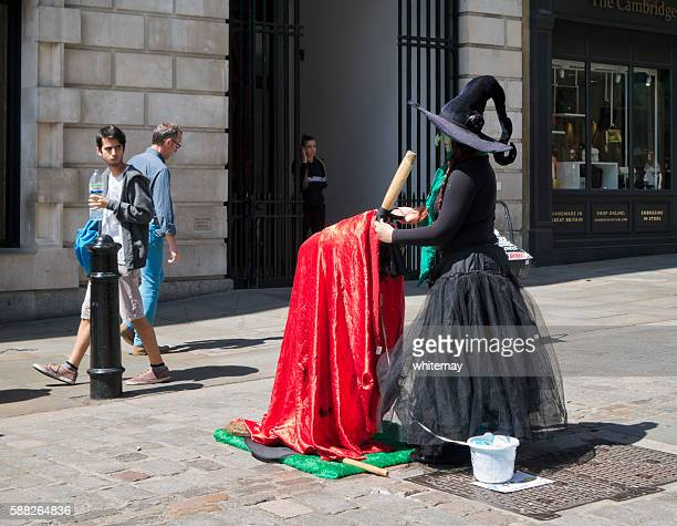 Witch in London