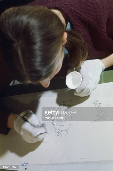 With 13 months of work000 drawings and one hundred million francs their characters are animated For Christmas Albert Uderzo and Rene Goscinny will...