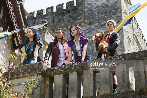 DESCENDANTS With a knowing wink at traditional fairy tales Disney's 'Descendants' fuses castles with classrooms to create a contemporary musicdriven...