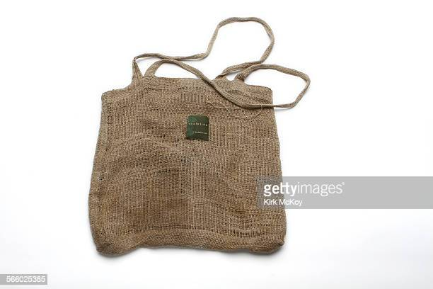 BAG With a plastic grocery bag ban likely in Los Angeles future we look at the common alternatives reusable bags made of canvas burlap nylon and...