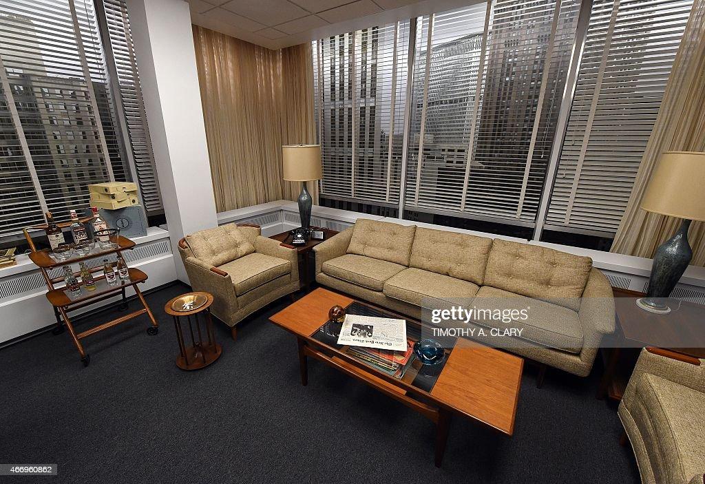 don draper office. entertainmentustelevisionmadmenmuseumfocus don draperu0027s office at sterling draper o