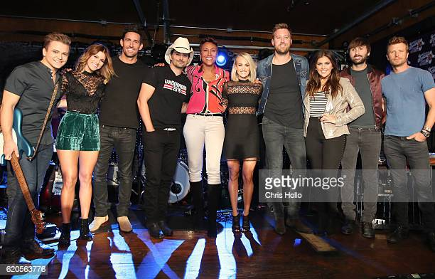SPECIAL 'ALL ACCESS NASHVILLE CELEBRATING THE CMA AWARDS WITH ROBIN ROBERTS' With country music fans anxiously awaiting the 50th Annual CMA Awards...