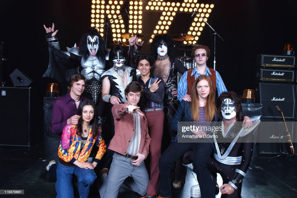 "KISS Appears on ""That 70's Show"""