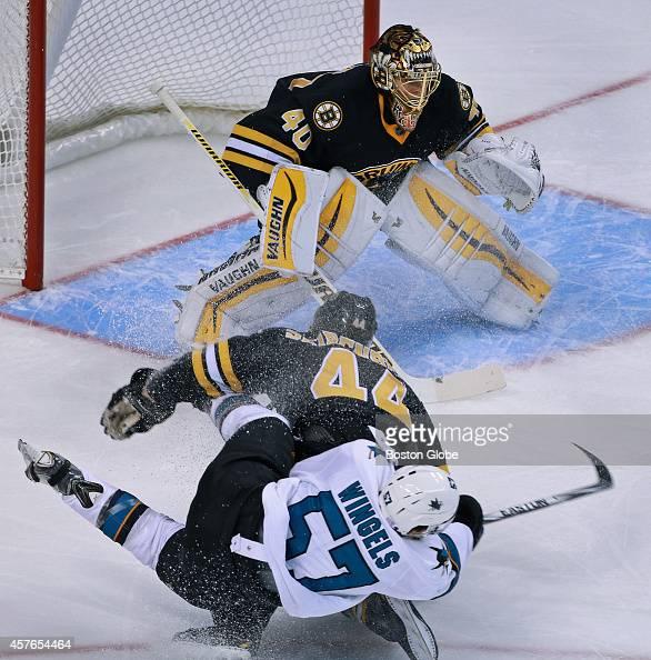 Boston Bruins Vs. San Jose Sharks At TD Garden Pictures