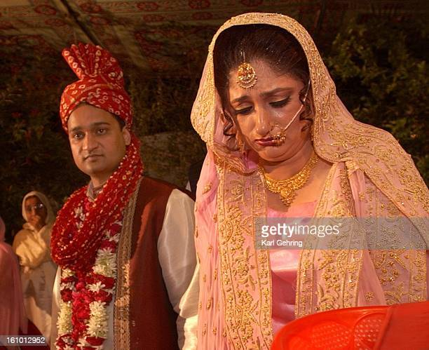 With the obvious emotion of the moment showing on her face Ghazala Kazmi prepares to leave her home to live with her new husband Ali Abbas Family...