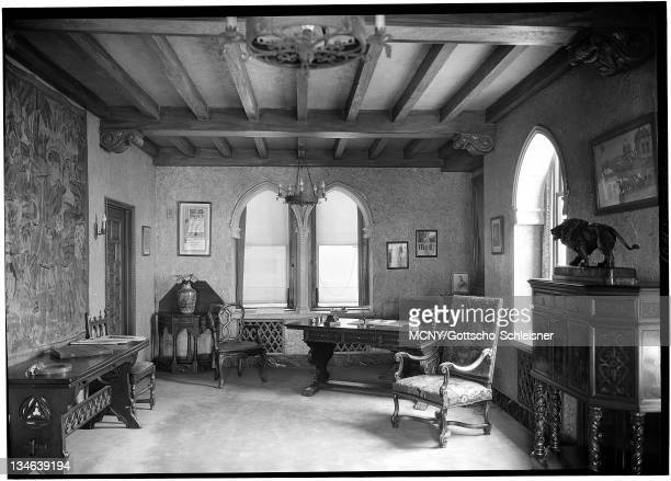 With writing desk Located at 551 Fifth Avenue