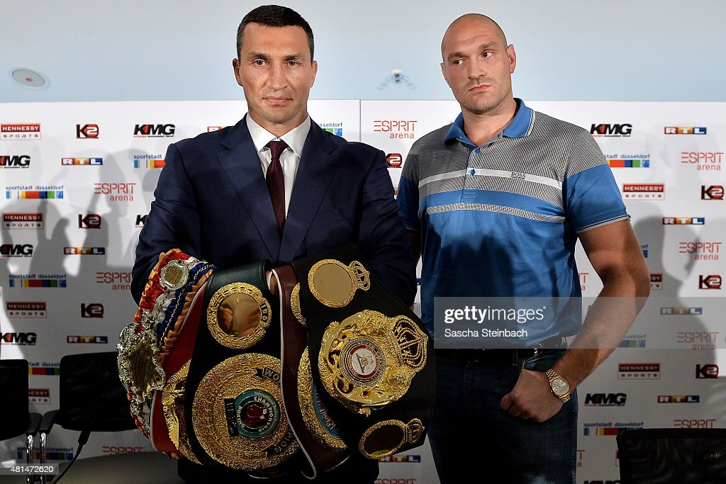 In Focus: Wladimir Klitschko Pulls Out Of Tyson Fury Bout