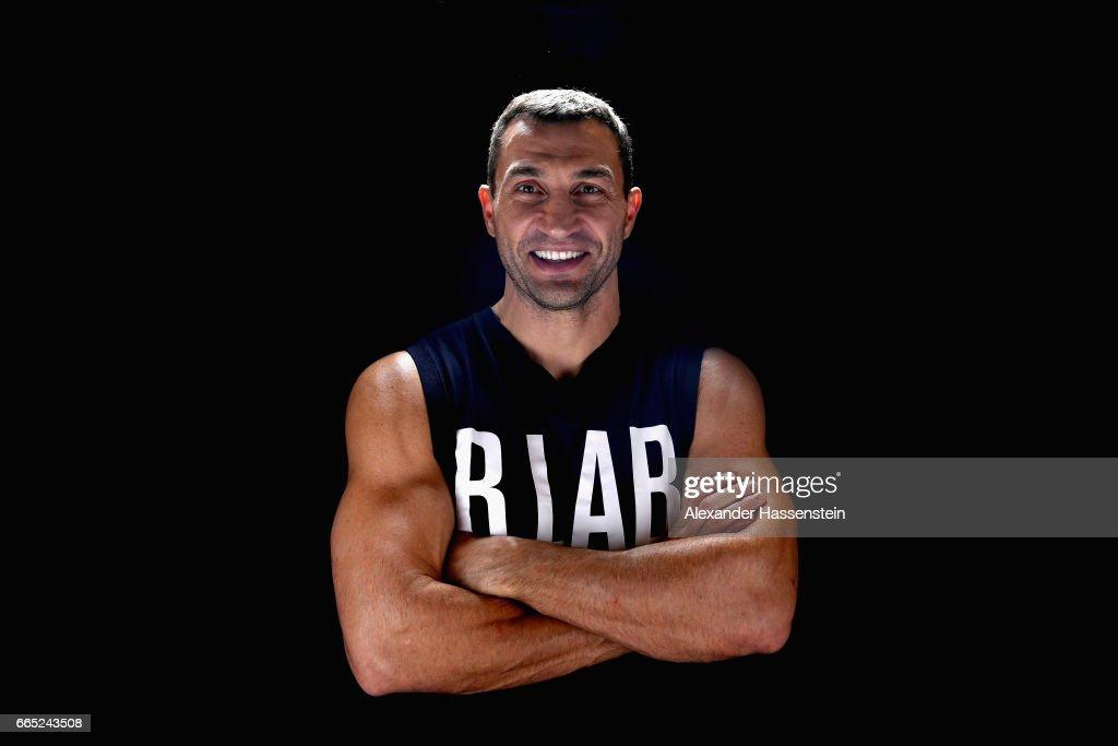 Wladimir Klitschko - Training