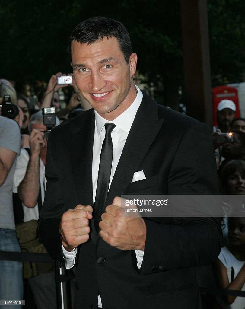 <a gi-track='captionPersonalityLinkClicked' href=/galleries/search?phrase=Wladimir+Klitschko&family=editorial&specificpeople=210650 ng-click='$event.stopPropagation()'>Wladimir Klitschko</a> sighting on July 25, 2012 in London, England.