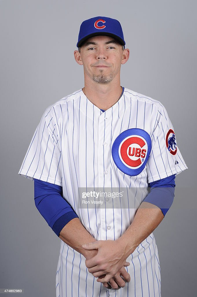 Wli Whiteside #32 of the Chicago Cubs poses during Photo Day on Monday, February 24, 2014 at Cubs Park in Mesa, Arizona.