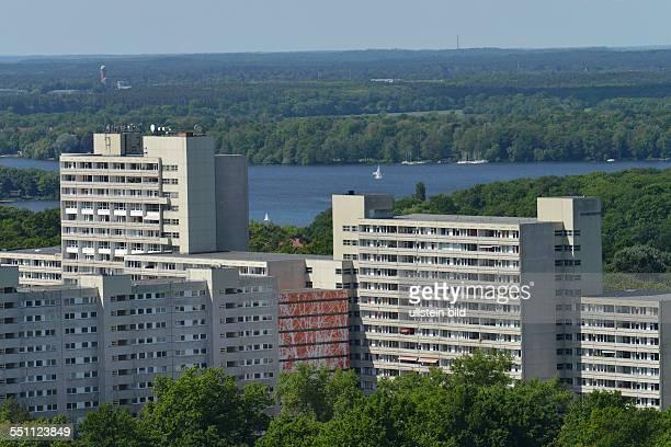 Wohnanlage Angerburger Allee Charlottenburg Berlin Deutschland