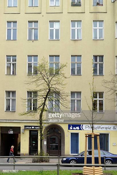 Wohnhaus David Bowie Hauptstrasse 155 Schoeneberg Berlin Deutschland / Schöeneberg