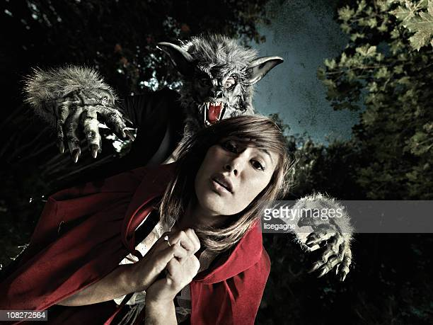 Wolf and Little Red Ridding Hood