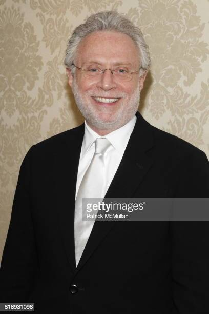 Wolf Blitzer attends MUSEUM Of The MOVING IMAGE Dinner In Honor Of KATIE COURIC And PHIL KENT at St Regis Hotel on May 5 2010 in New York City