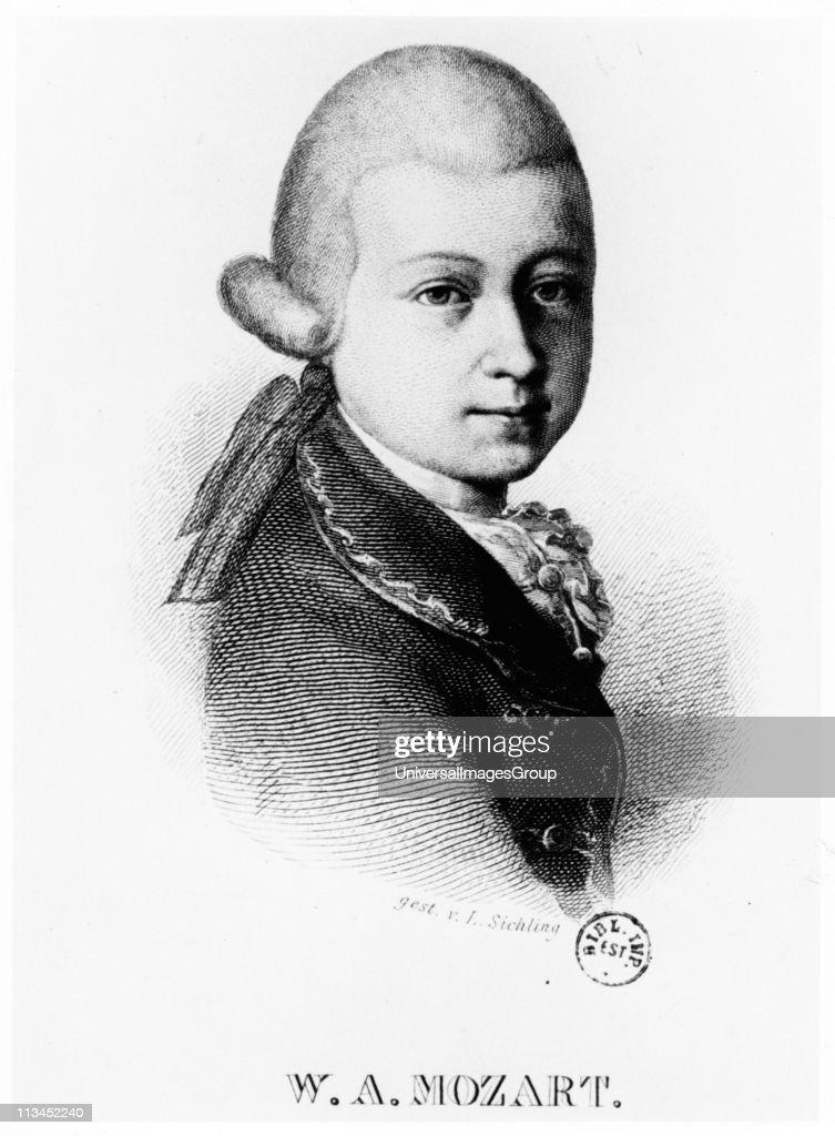 Wolfgang amadeus mozart 1756 1791 essay
