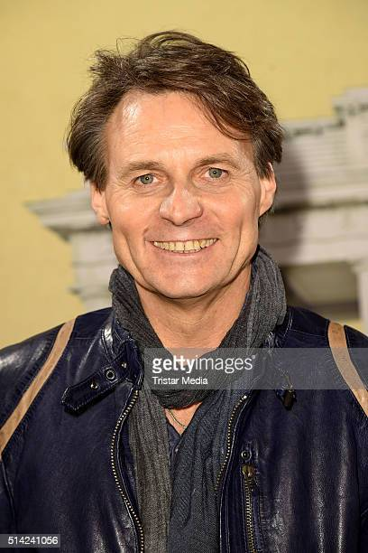 Wolfgang Bahro attends the Ku'damm 56' Premiere on March 07 2016 in Berlin Germany