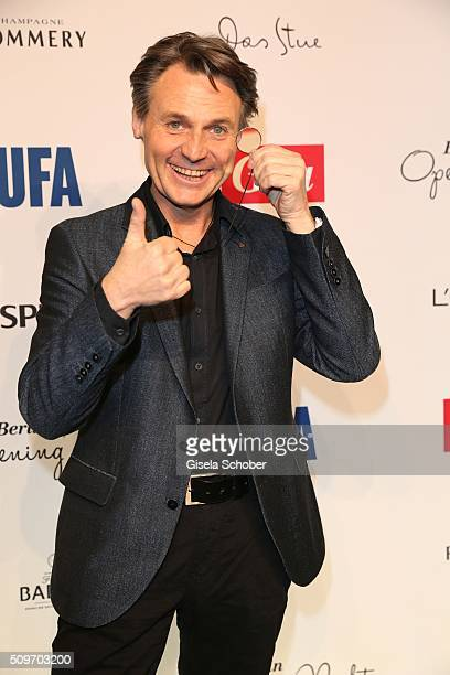 Wolfgang Bahro during the 'Berlin Opening Night of GALA UFA Fiction' at Das Stue Hotel on February 11 2016 in Berlin Germany
