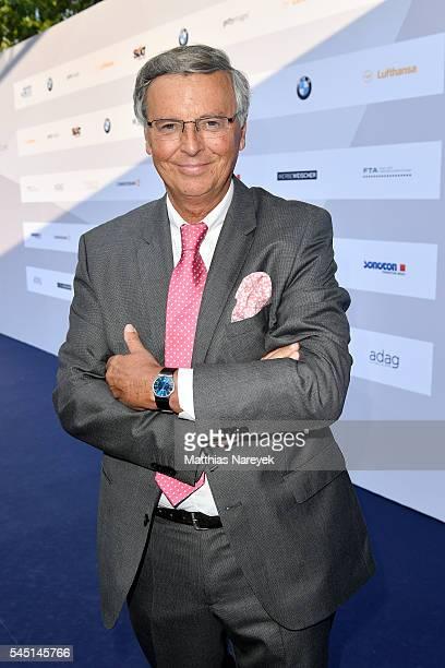 Wolfgang Bosbach attends the summer party of Produzentenallianz on July 5 2016 in Berlin Germany