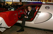 Wolfgang Durheimer attends the Blue of London celebrating the world's first Bugatti Lifestyle Boutique opening at Brompton Road on November 12 2014...