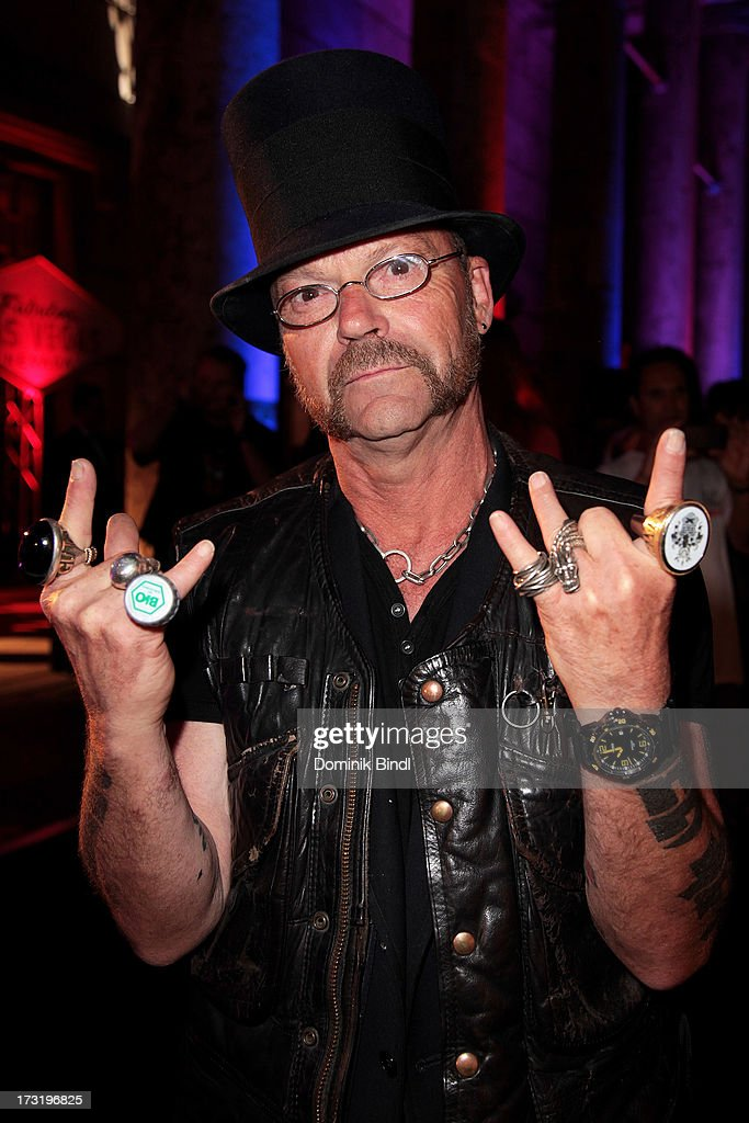 Wolfgang Flatz attends the summer party at P1 on July 9, 2013 in Munich, Germany.
