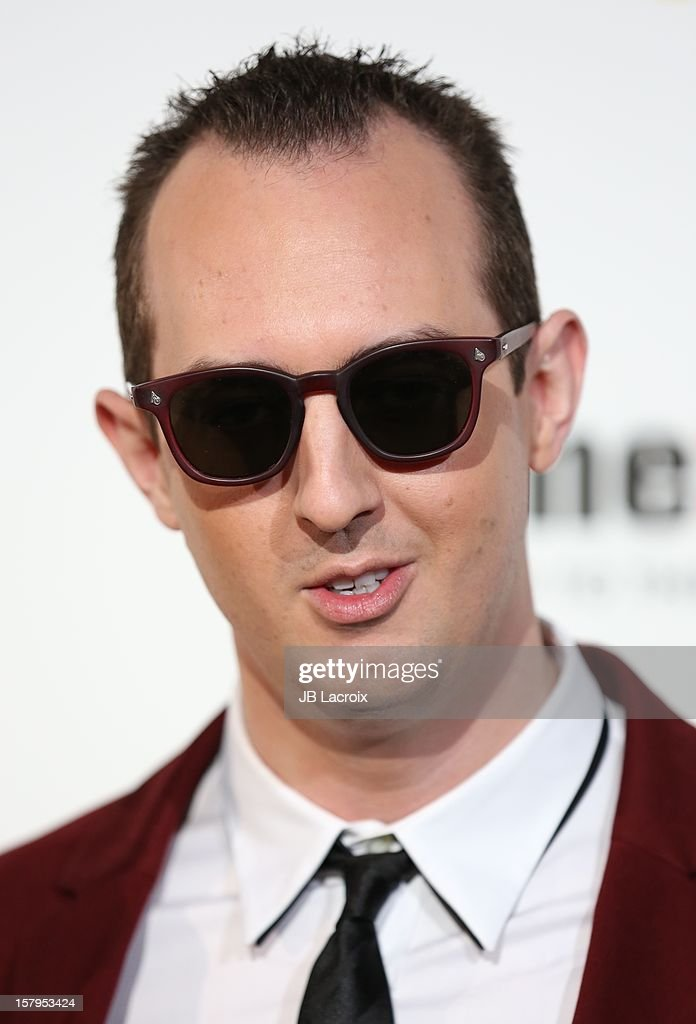 Wolfgang Gartner attends the Spike TV's 10th Annual Video Game Awards at Sony Studios on December 7, 2012 in Los Angeles, California.