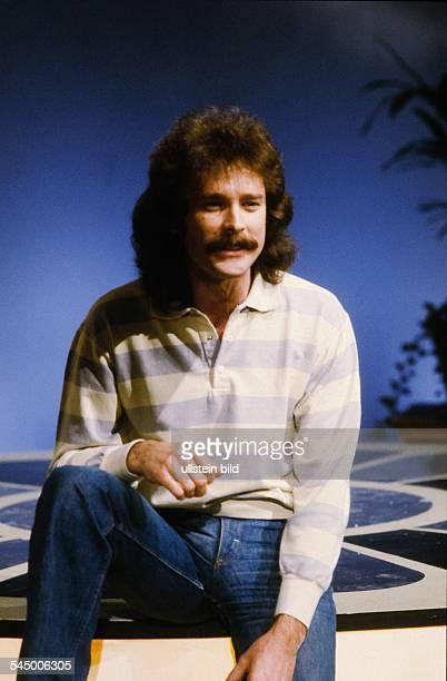 Wolfgang Petry Musician Singer Pop music Germany performing 1981