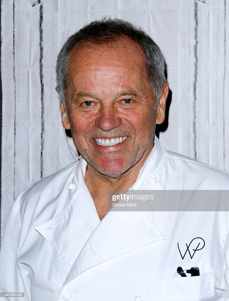 <a gi-track='captionPersonalityLinkClicked' href=/galleries/search?phrase=Wolfgang+Puck&family=editorial&specificpeople=157523 ng-click='$event.stopPropagation()'>Wolfgang Puck</a> appears to promote 'The <a gi-track='captionPersonalityLinkClicked' href=/galleries/search?phrase=Wolfgang+Puck&family=editorial&specificpeople=157523 ng-click='$event.stopPropagation()'>Wolfgang Puck</a> Pressure Oven!' during the AOL BUILD Series at AOL Studios In New York on November 16, 2015 in New York City.