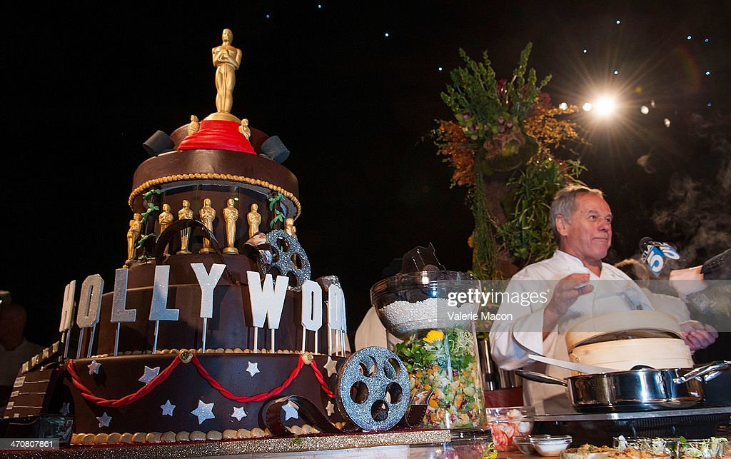 <a gi-track='captionPersonalityLinkClicked' href=/galleries/search?phrase=Wolfgang+Puck&family=editorial&specificpeople=157523 ng-click='$event.stopPropagation()'>Wolfgang Puck</a> attends the 86th Annual Academy Awards - Governors Ball Press Preview at The Ray Dolby Ballroom at Hollywood & Highland Center on February 20, 2014 in Hollywood, California.