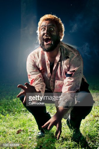 Wolfman : Stock Photo