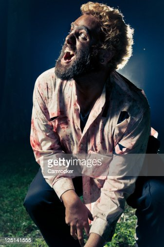 Wolfman : Stock Photo