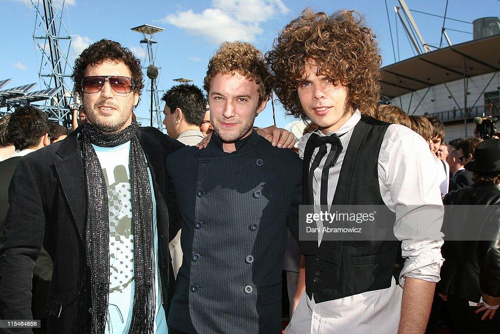 2006 ARIA Awards - Arrivals