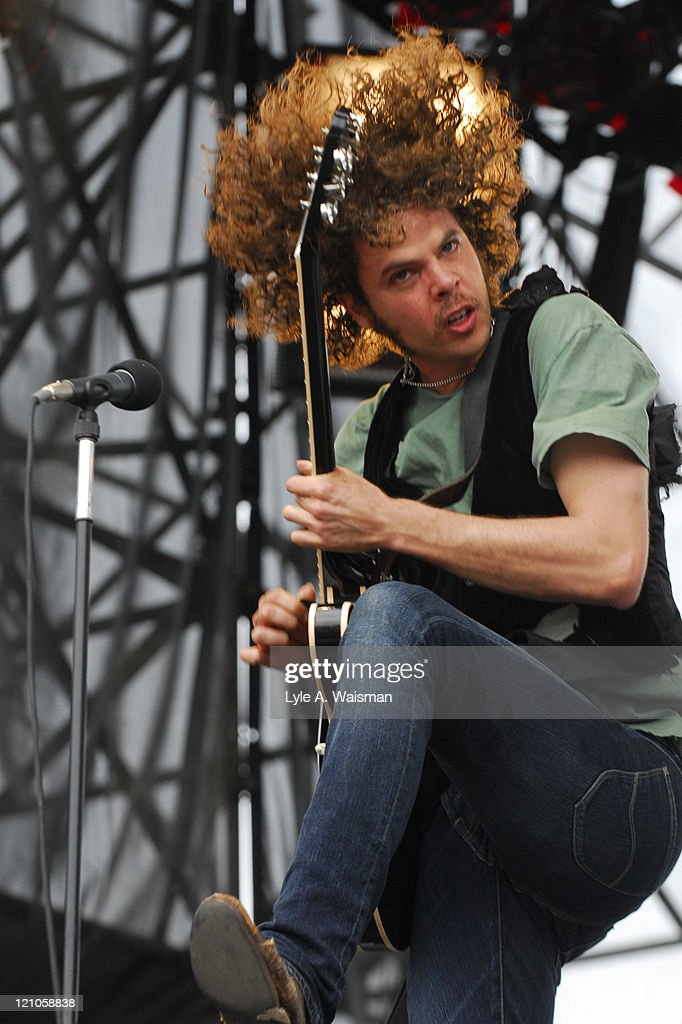 Wolfmother during 2006 Lollapalooza - Day 2 at Grant Park in Chicago, Illinois, United States.