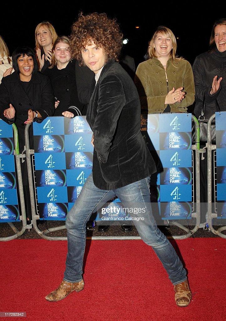 UK Music Hall Of Fame 2006 - Arrivals