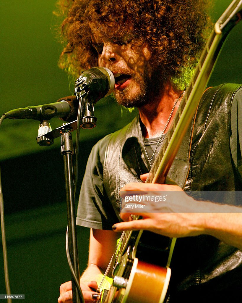 Wolfmother in Concert at Stubb's in Austin, Texas - June 22, 2007