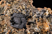 Wolframite is an iron manganese tungstate mineral. Along with scheelite, the wolframite series are the most important tungsten ore minerals.
