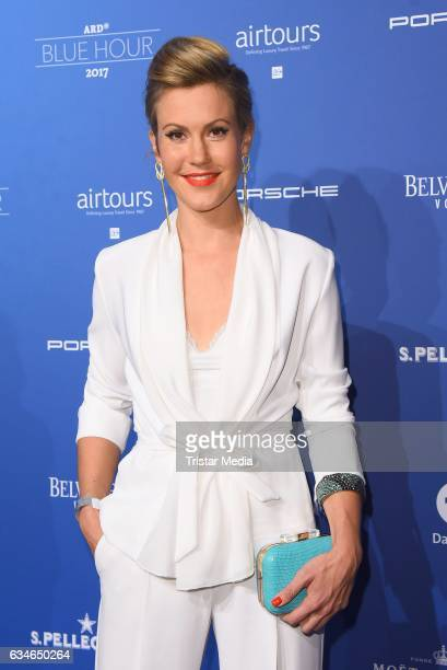 Wolke Hegenbarth attends the Blue Hour Reception hosted by ARD during the 67th Berlinale International Film Festival Berlin on February 10 2017 in...