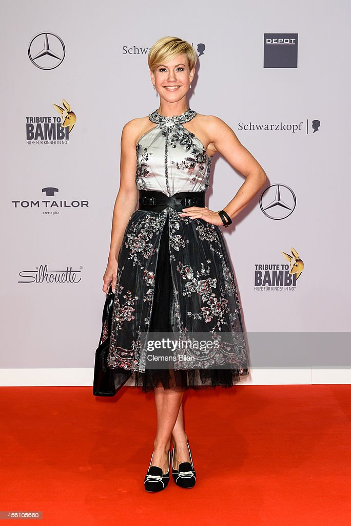 Wolke Hegenbarth attends the Tribute To Bambi 2014 at Station on September 25 2014 in Berlin Germany