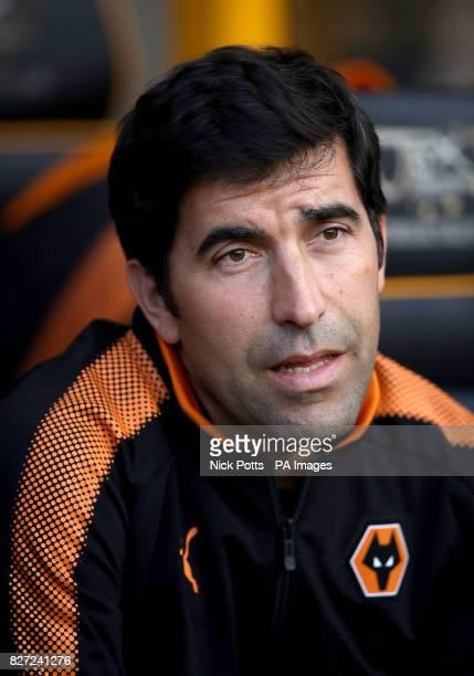 Wolverhampton Wanderers Assistant Head Coach Rui Pedro Silva