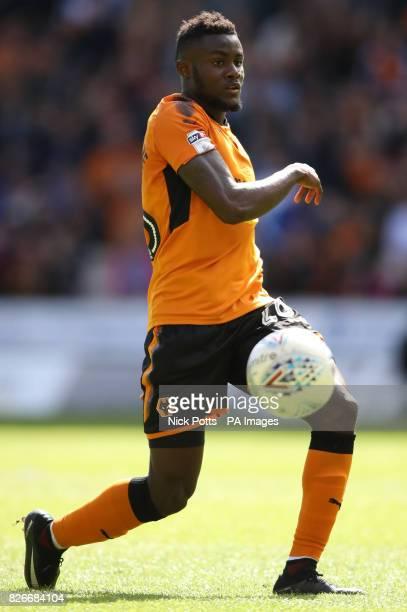 Wolverhampton Wanderers' Bright Enobakhare