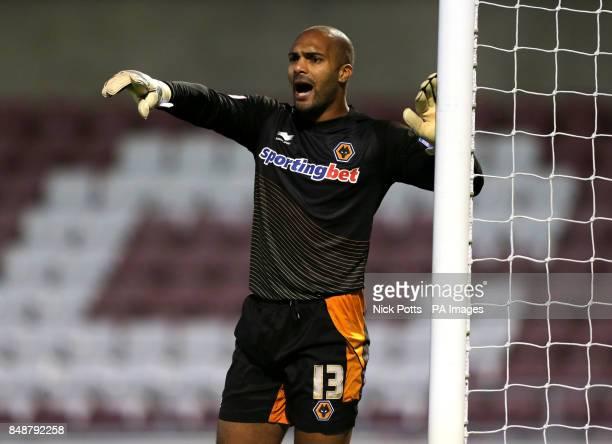 Wolverhampton Wanderers' Carl Ikeme
