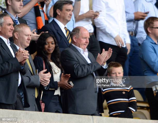 Wolverhampton Wanderers Chairman Steve Morgan