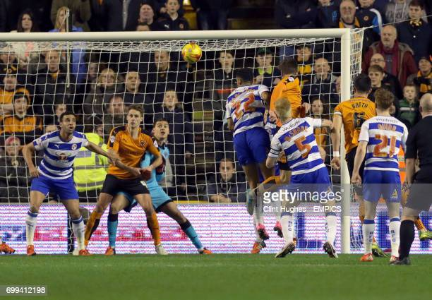 Wolverhampton Wanderers' James Henry scores his sides first goal