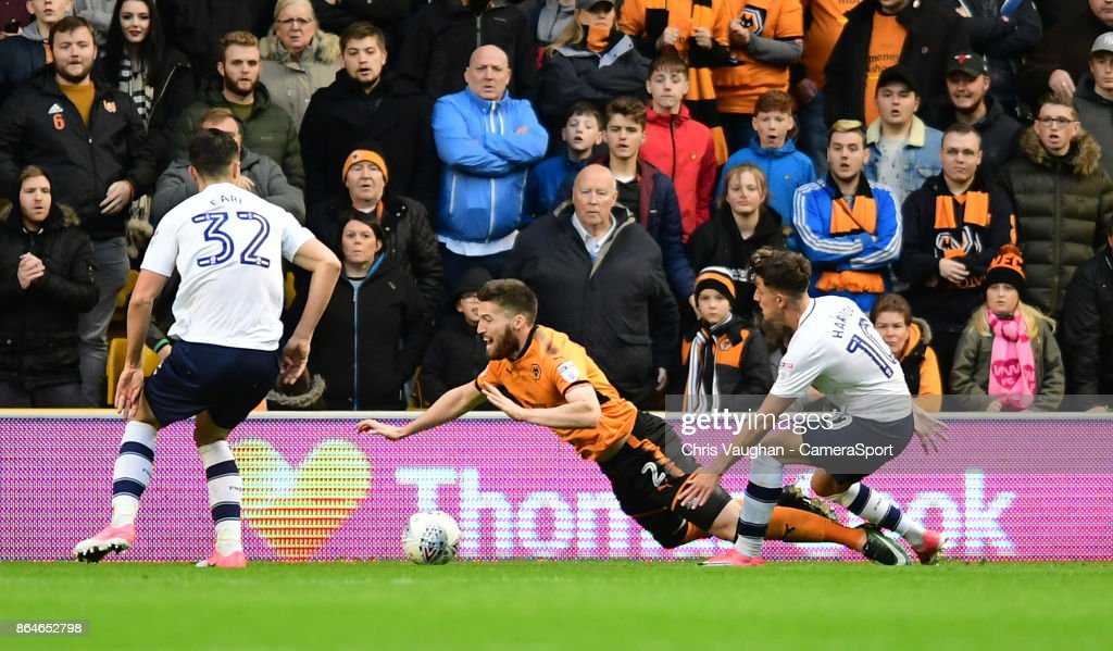 Wolverhampton Wanderers v Preston North End - Sky Bet Championship