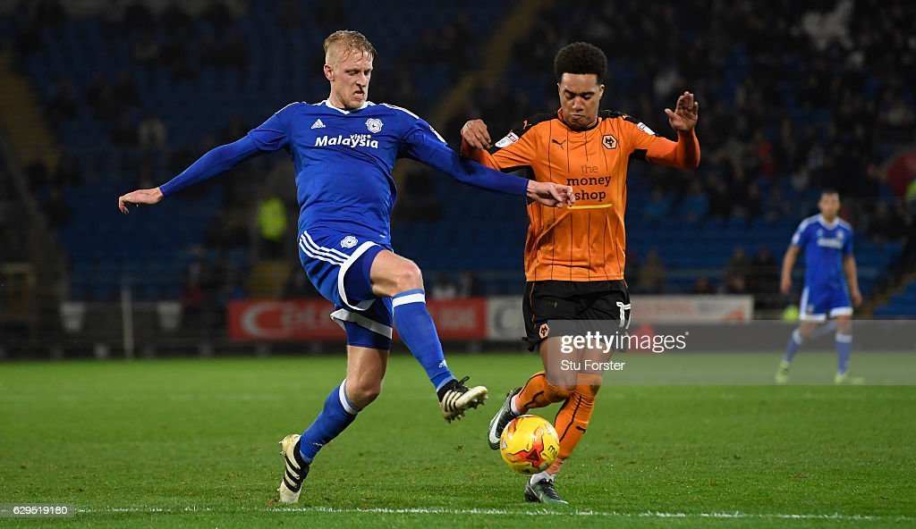Cardiff City v Wolverhampton Wanderers - Sky Bet Championship