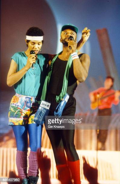 Womack and Womack Cecil and Linda Womack Diamond Awards Festival Sportpaleis Antwerp Belgium