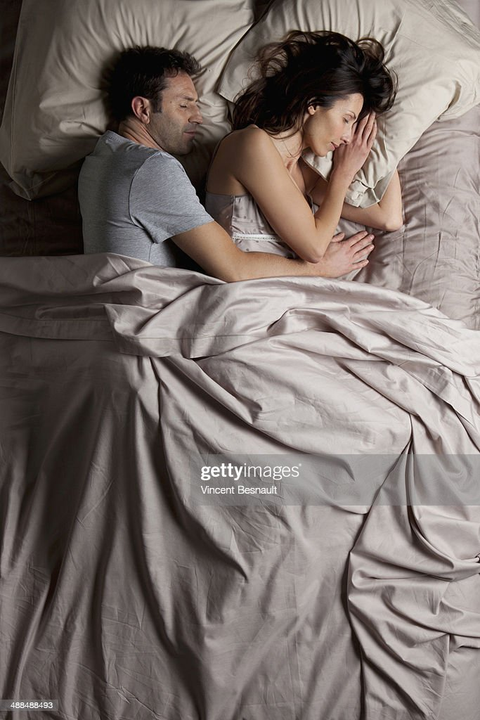 Women And Men Sleeping 99