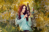 Woman and numerology